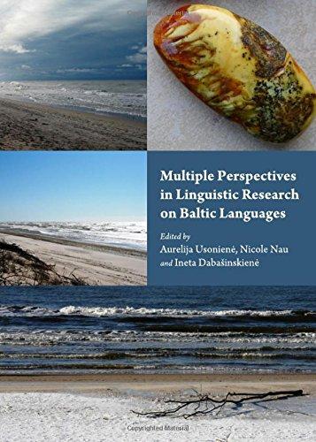Compare Textbook Prices for Multiple Perspectives in Linguistic Research on Baltic Languages Unabridged edition Edition ISBN 9781443836456 by Aurelija Usoniene,Aurelija Usoniene,Nicole Nau,Ineta Dabasinskiene