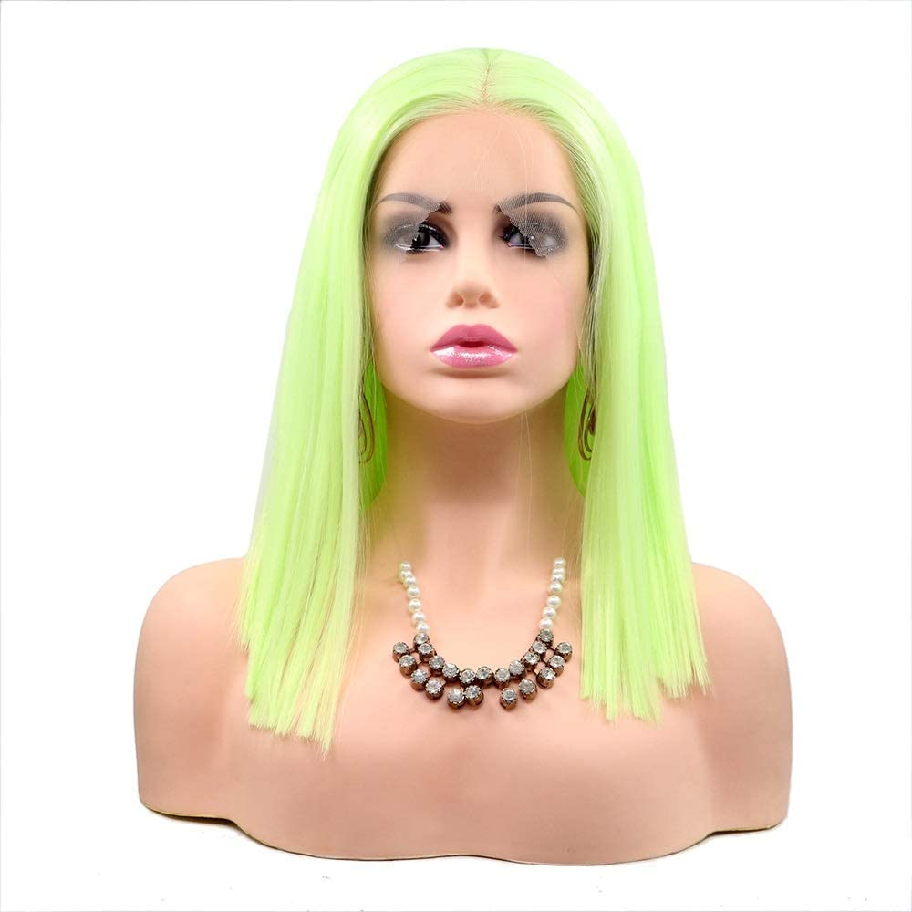 Wigs Dyed Women's European and Wig Sets of in The excellence Middle Che Credence