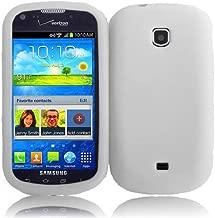 For Samsung Galaxy Stellar i200 Silicone Jelly Skin Cover Case White