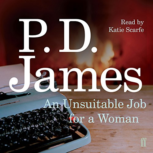 An Unsuitable Job for a Woman cover art
