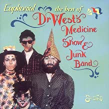 dr. west's medicine show and junk band