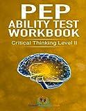 PEP Ability Test Workbook: Critical Thinking Level II (Big Brain Series)