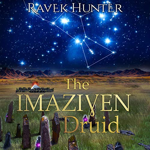 The Imaziɣen Druid audiobook cover art
