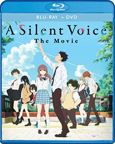 A Silent Voice, Combo [Blu-ray]