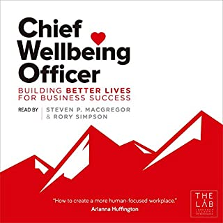 Chief Wellbeing Officer cover art