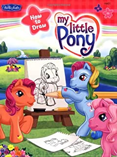 My Little Pony (Hasbro How to Draw Book)