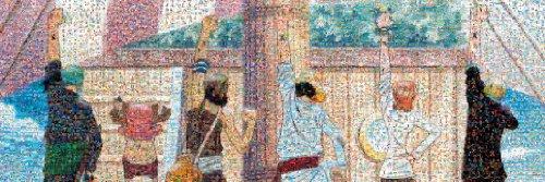 One Piece 950 One Piece Mosaic Art (Mark of fellow) 950-27 (japan import)