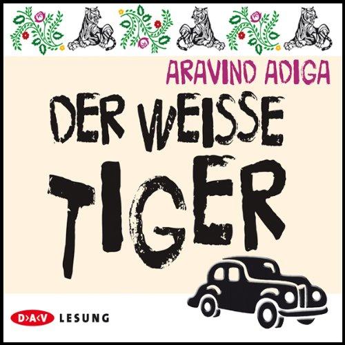 Der weiße Tiger Titelbild