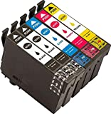 Tinta 603 603 XL Reemplazo para Tinta 603 603xl Compatible Cartuchos epson 603 Cartucho Tinta epson 603 epson 603 Cartuchos para Cartuchos epson XP 3100 Tinta epson XP 2100