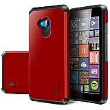 Evocel® Lumia 640 [Dual Layer Series] Hybrid Armor