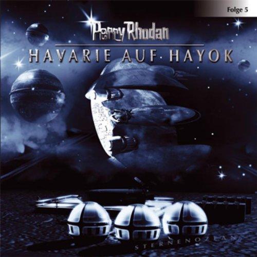 Havarie auf Hayok Titelbild