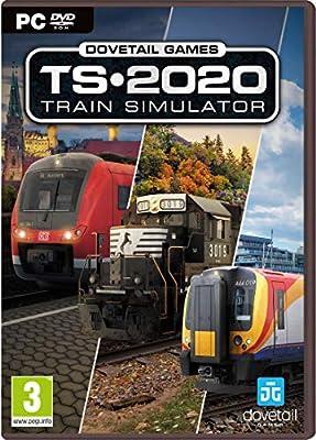 Train Simulator 2020 PC DVD
