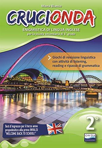 Crucionda. Enigmistica di lingua inglese. Per la Scuola media. Con File audio per il download [Lingua inglese]: 2