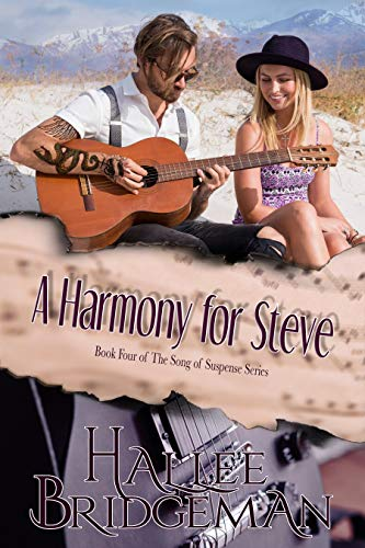 A Harmony for Steve (Romantic Suspense) (Song of Suspense Series Book 4)
