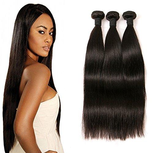 Peruvian Straight Human Hair Extensions Echthaar 300g Langes Echt Haare Verlängerung Weft Remy Extensions Echthaar Zum Einnähen Schweißen Dickes Haar 18 20 22 Inches