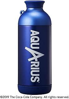 アクエリアス ペットボトル保冷ケース 500ml ブルー
