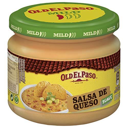 Old El Paso Salsa de Queso, 320g