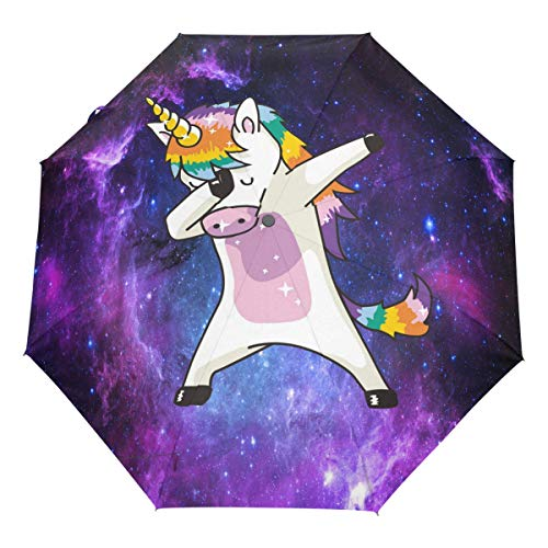 Dabbing Unicorn Umbrella
