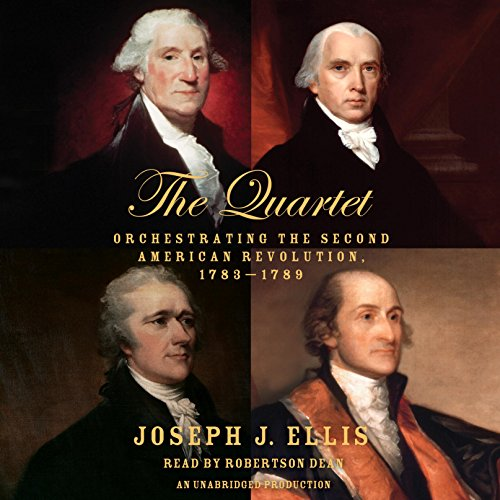 The Quartet audiobook cover art
