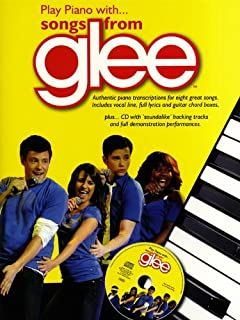 Play Piano With... Songs From Glee