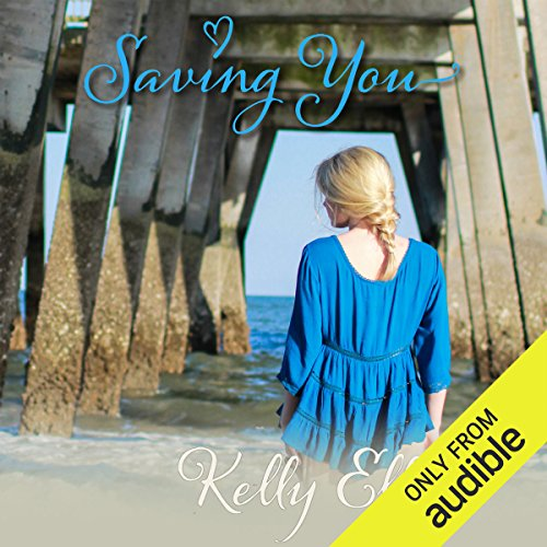 Saving You audiobook cover art