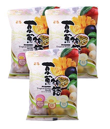Mochi ai frutti tropicali - 120 gr