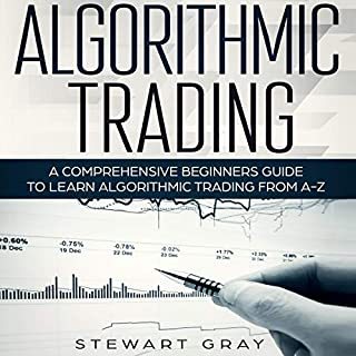 Algorithmic Trading audiobook cover art