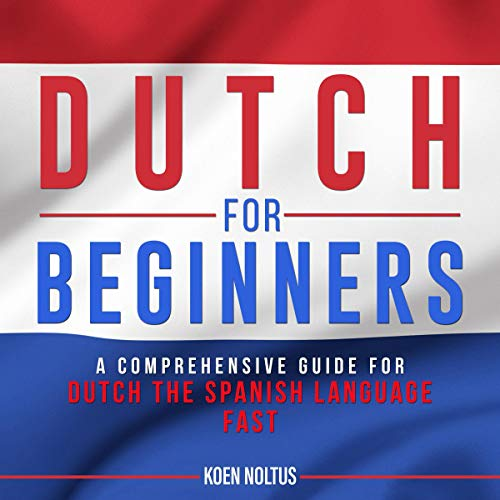 Dutch for Beginners cover art
