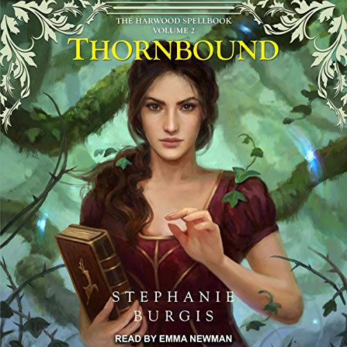 Thornbound  By  cover art
