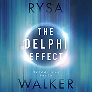 The Delphi Effect     The Delphi Trilogy, Book 1              By:                                                                                                                                 Rysa Walker                               Narrated by:                                                                                                                                 Kate Rudd                      Length: 11 hrs and 53 mins     919 ratings     Overall 4.4
