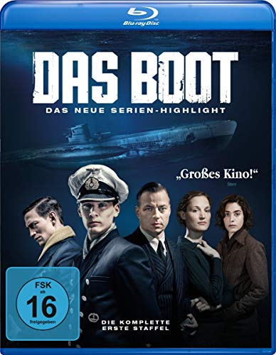 Das Boot - Staffel 1 (Serie) Blu-ray