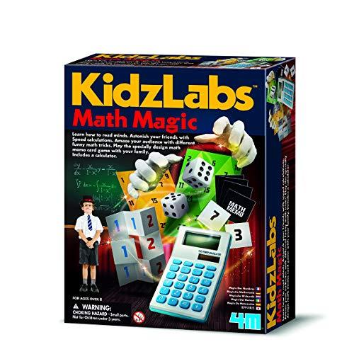 4M - Gioco di Magia Matematico