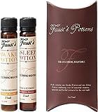 Faust's Potions suplemento liquido restaurador para el dia y la noche