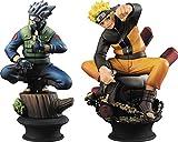Megahouse Chess Piece Collection Naruto & Kakashi Set