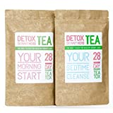 28 Days Teatox: Detox Skinny Herb Tea - Effective Detox...