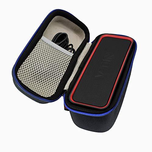 Duro Viaje Estuche Bolso Funda para VicTsing VTIN R2 - Altavoz Bluetooth Portátiles por GUBEE