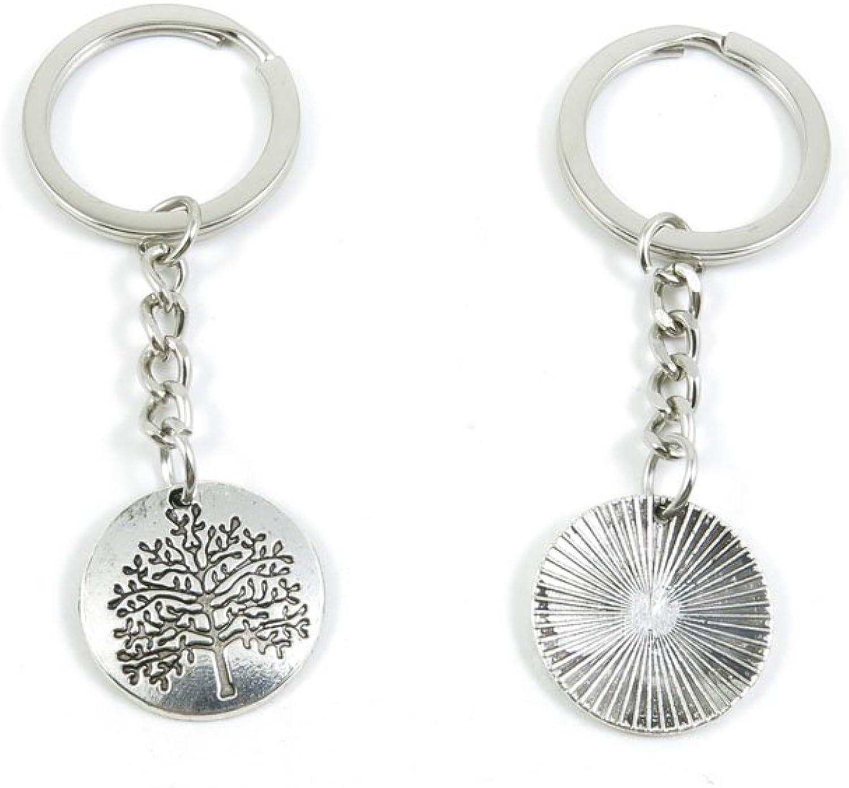 160 Pieces Fashion Jewelry Keyring Keychain Door Car Key Tag Ring Chain Supplier Supply Wholesale Bulk Lots P1JK1 Life String Tree Oak