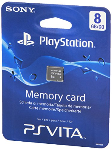 Sony Cartão De Memória 8Gb PS Vita