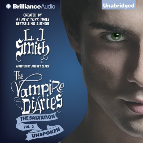 Unspoken audiobook cover art