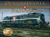 Pennsylvania Railroad Calendar 2021 Wall