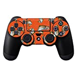 MightySkins Skin Compatible with Sony PS4 Controller - Trout Collage | Protective, Durable, and Unique Vinyl Decal wrap Cover | Easy to Apply, Remove, and Change Styles | Made in The USA
