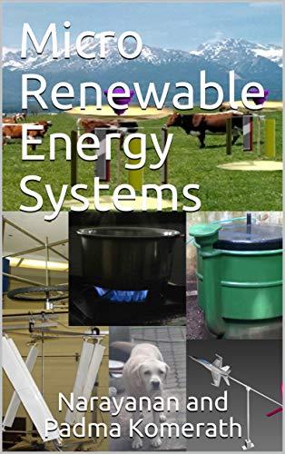 Micro Renewable Energy Systems