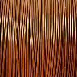 (Braun / Braun) 50 Meter Faden Abs 1.75Mm Farben Zur Auswahl - Hohe QualitäT Draht 'Und PräZision - Die Farben Der Realen - Professionelle Foto-Und 3D-Drucker 3D-Doodle Stifte