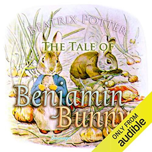 Benjamin Bunny audiobook cover art
