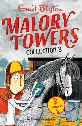 Malory Towers Collection 3: Books 7-9 (Malory Towers Collections and Gift books) (English Edition)