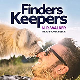 Finders Keepers audiobook cover art