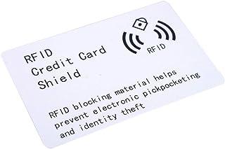KLOP256 Tarjeta de blindaje de información personal módulo gh frecuencia delgado portátil anti robo de control de acceso N...