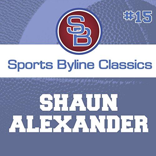 Sports Byline: Shaun Alexander copertina