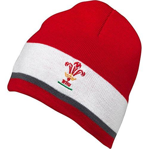 Rugby pays de galles coupe du monde 2015 bonnet [rouge]
