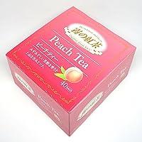 UCC 霧の紅茶 ピーチティーバッグ 40パック【UCCグループの業務用食材 個人購入可】【プロ仕様】